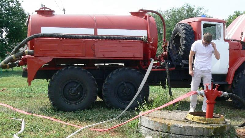 Профессиональное обслуживание пожарных гидрантов