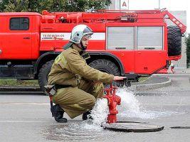 гидрант пожарный подземный