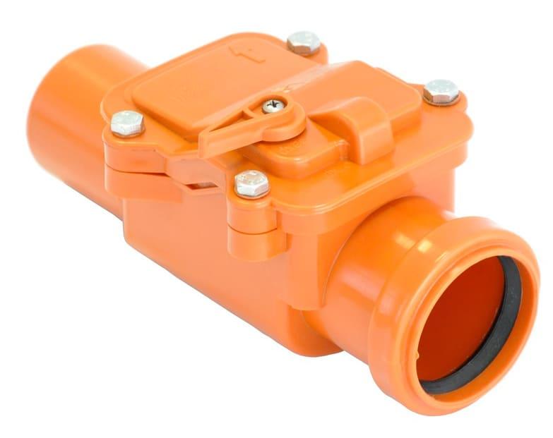 запорный клапан канализации купить в