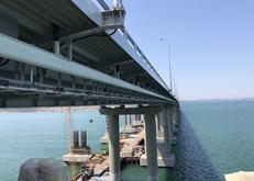 Переход через Керченский пролив. Автодорожный Мост