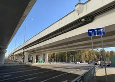 Строительство дороги Солнцево-Бутово-Видное